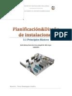 Planificación y Diseño de Instalaciones