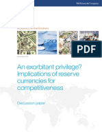 Reserve Currencies Full Discussion Paper