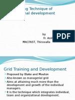 organizationaldevelopmenttechniquedevelopedbyblakeandmouton-130311121555-phpapp02