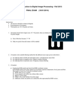 IP Final Exam Solutions