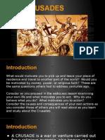 crusades webquest