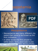 mesopotamia powerpoint