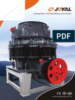 ZYS High Efficient Cone Crusher