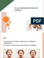 Typical Misbehavior of Children.pptx