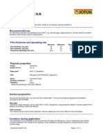 TDS - Aluminium Paint H.R. - English (Uk) - Issued.06.12.200