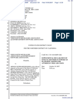 Video Software Dealers Association et al v. Schwarzenegger et al - Document No. 130