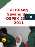 Presentasi Ospek 2010 Dibuang Sayang