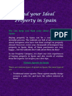 Find Your Ideal Property in Spain