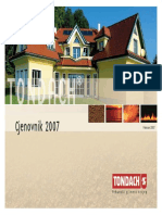 Preisliste BIH 2007