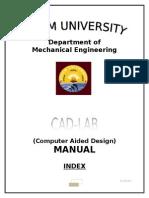 Manual CAD
