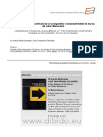 echilibrul financiar al companiilor listate la bvb.PDF