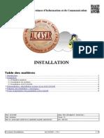 Alcasar 2.6.1 Installation Fr