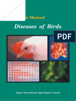 The Color Manual Disease of Birds