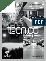 201504 Prilux Catálogo Técnico 2015