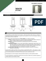 D00434ES-Puerta Batiente P50 + MKB
