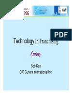 Technology Franchising