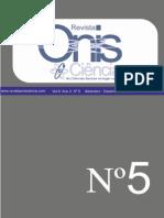 5ª Edição Da Revista Onisciencia