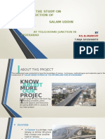 flyover ppt for final year project jntuk