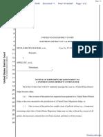 Brown-Booker et al v. Apple Inc. et al - Document No. 11
