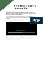 Tutorial Windows 7 Mohamed