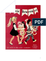 162153990 Jeux Extra Histoires a Construire en Images La Vie Heureuse Pere Castor 1955