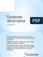 1 ACCA P1 Intro Corporate Governance