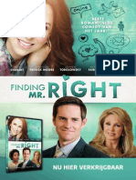 Poster Finding Mr Right