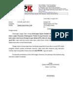 Surat Tagihan Iklan