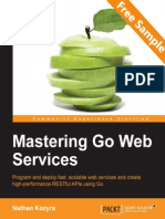 Mastering Go Web Services - Sample Chapter