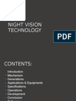 Night Vison Technology