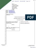 Holman et al v. Apple, Inc. et al - Document No. 13
