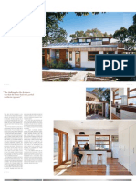 Sanctuary magazine issue 10 - Open House - Melbourne green home profile