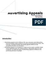 Advertisement Appeals