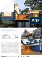 Sanctuary magazine issue 10 - Views from afar - Sydney green home profile