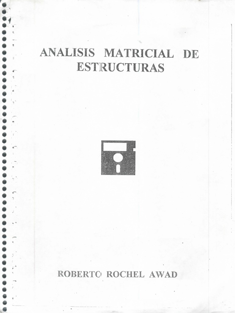 Libro Analisis Roberto Rochel Awad