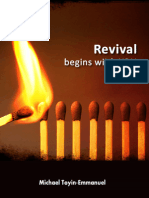 Revival Begins With You