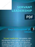 SERVANT+LEADERSHIP
