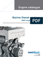 Marine Diesel Engines Catalog