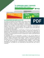 Mercato immobiliare Firenze IIsem2014 - Gruppo Tecnocasa.doc
