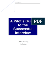 Pilots Guide to the successful interview