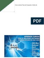 TAXA DE OCUPAÇÃO E INDICE DE APROVEITAMENTO.docx