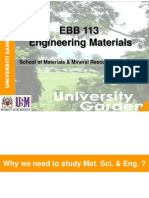 Introduction to Materials Engineering
