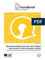 ILCD Handbook Recommendations for Life Cycle Impact Assessment in the European Context - 2011.pdf