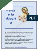 MARÍA Y LA ALEGRÍA