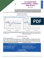 La Banque de France s'interroge sur la reprise économique en Paca