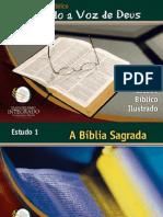 Estudo Biblico - 01 - A Biblia Sagrada
