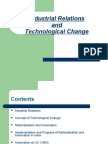 Technology and Industrial Relations