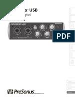 AudioBoxUSB_OwnersManual_FR1