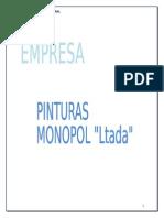 Proyecto Monopol
