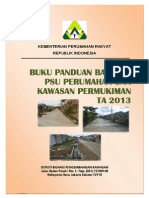 BUKU PANDUAN BANTUAN PSU PERUMAHAN DAN KAWASAN PERMUKIMAN 2013.pdf